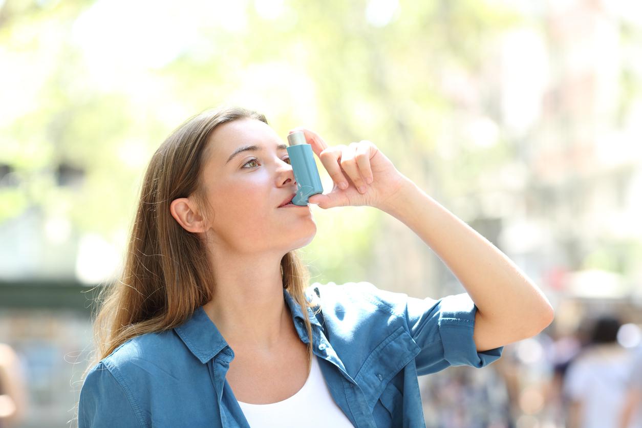 asma y COVID-19