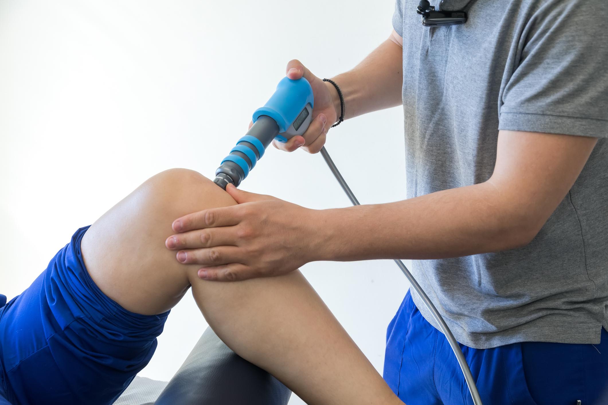 fisioterapia con ondas de choque