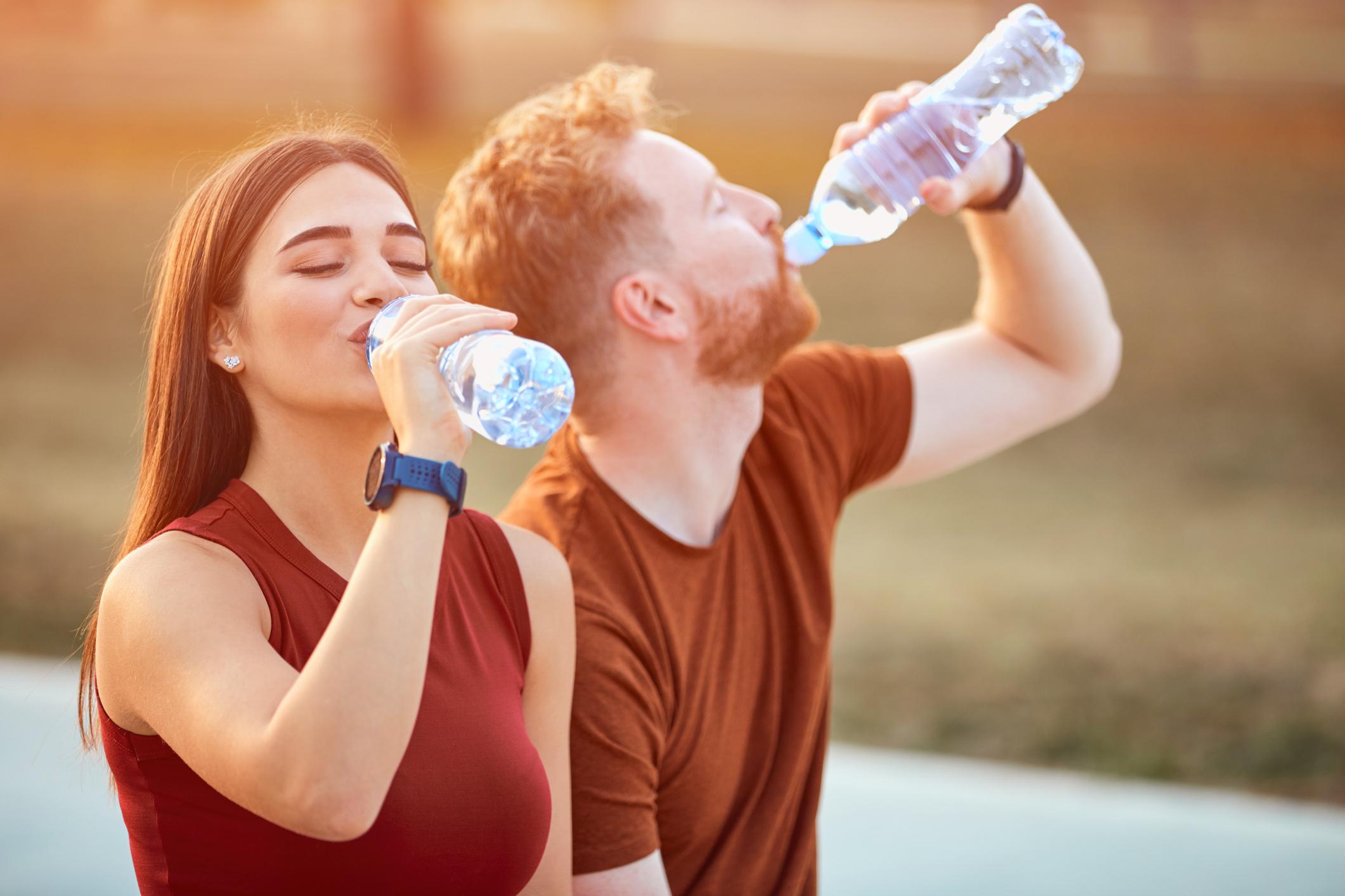 consejos evitar deshidratación